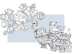 玩具项目与概念草图设计