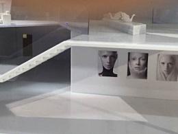 """""""白房子""""画廊 展示空间设计"""