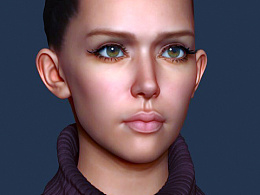 daily homework girl facial anatomy