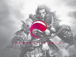 完美世界logo案例1