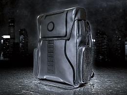 WR15 太空機能背包 (產品設計、攝影、修圖、排版、影片剪輯)
