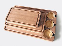 【一宅一朴】实木砧板-分类套装