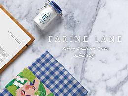 《法铃兰》法国烘焙品牌形象