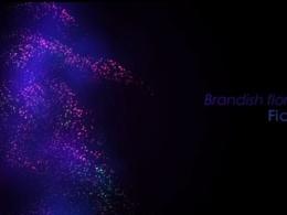Particule Dance By 粒子人舞动(Brandish Florid)