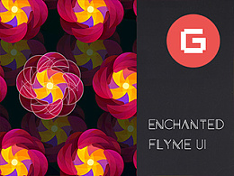 Enchanted_魔法奇缘_魅族flyme手机主题设计决赛