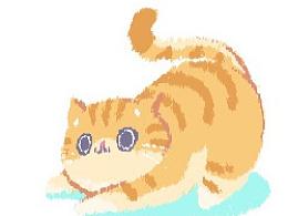 瞎撸一只Miao