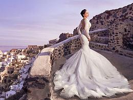 旅拍婚纱调色-希腊