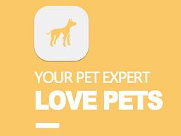 LOVE PETS APP设计