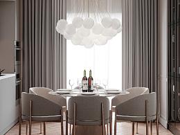 家,以简约优雅的姿态,带给你最好的放松和享受
