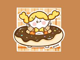 白白胖胖可可爱爱 | 甜蜜女孩噗噗