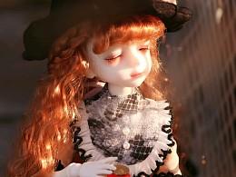 【花花姑娘】童梦-BJD娃娃.万圣节的小魔葵呀