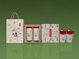 天龙红茶包装设计