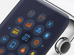 支付宝 Apple Watch APP 概念设计