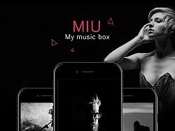 MIU音乐APP