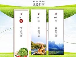乡村旅游网站