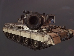 AMX30B2主战坦克