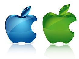 苹果 模仿练习