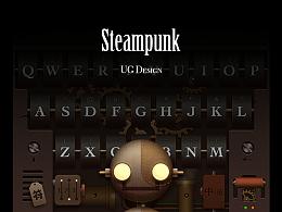 蒸汽朋克Steampunk-机械城