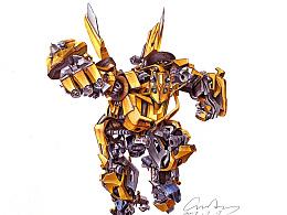 变形金刚——大黄蜂
