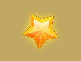 游戏UI之五角星图标教程2[1P]