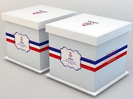 蛋糕包装制作