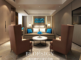 勃朗精品酒店设计公司推荐洛阳图宁中端精品商务酒店设计案例