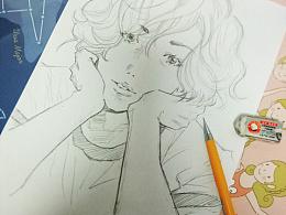 2018涂鸦习作1⃣️