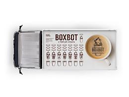 BoxBot机器人咖啡盒子
