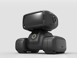 [商业设计项目]智能机器人概念设计(玩具向)