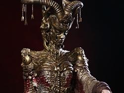 末那x寻龙诀丨《奥古公主》雕像手办及电影道具制作(含制作过程)