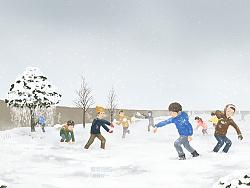 童年回忆  遗失的寒冬