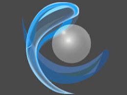 科技类蓝色Logo
