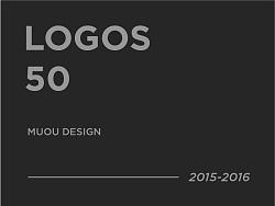 2015丨2016 LOGO设计合集 by MUOU丶