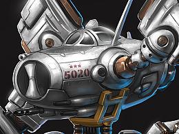 MIG-ROBOT(米格战斗机器人)