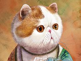 丽莎君恶搞经典第五弹~《抱豚鼠的丽莎^_^》