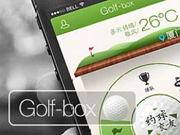 Golf-box APP