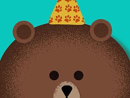 插画学习——酥松的布朗