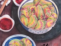 除夕饺子 美食