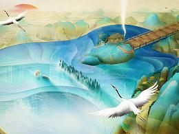 #心间的音乐# 湖南卫视《歌手》概念海报