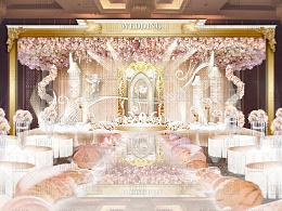 婚礼设计(还是舞台)