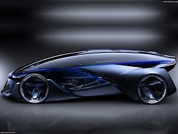 2015雪佛兰概念车FNR3