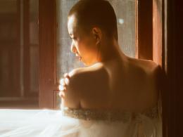 人像创作 | 剃寸头着婚纱,勇敢做自己永远不会太迟。