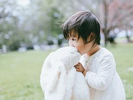 小兔子乖乖 萌萌的大脑袋 真可爱