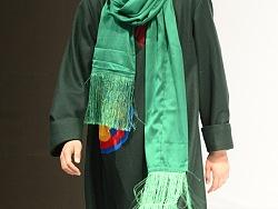 上海国际时装艺术节环东华时装周时尚藏装设计(男装设计)