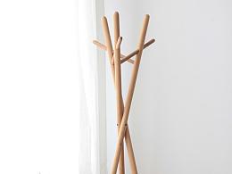 原创作品:nudo木器,温润的色彩