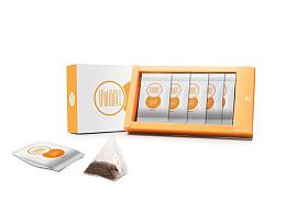 谢秘茯砖茶标志、包装设计-本易品牌机构