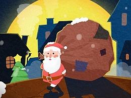 圣诞节--圣诞老人的真实身份是?