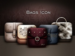 Bags Icon 包包.图标