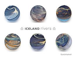 冰岛火山河丨Eyjafjallajökull丨Rivers丨26