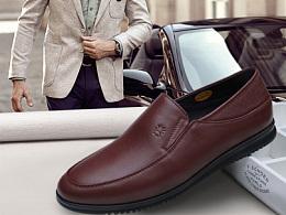 皮鞋详情页